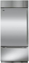 subzero bottom freezer BI36U