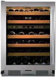 subzero undercounter wine cooler 424