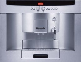Vs Thermador Builtin Coffee Maker Bicm24cs