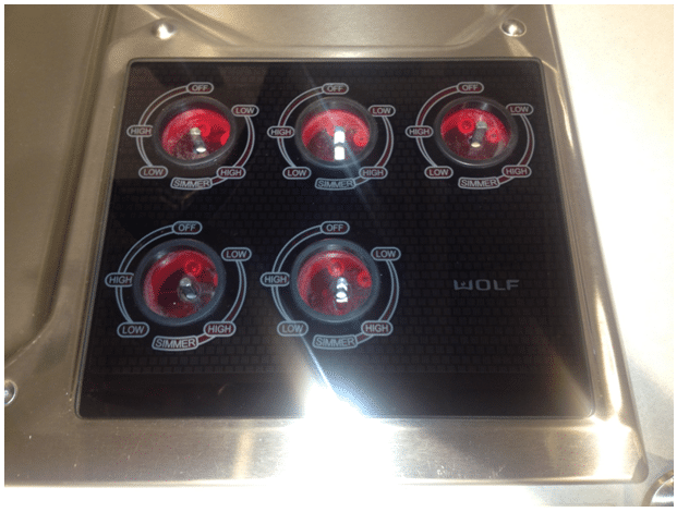 thermador vs wolf gas cooktops 11