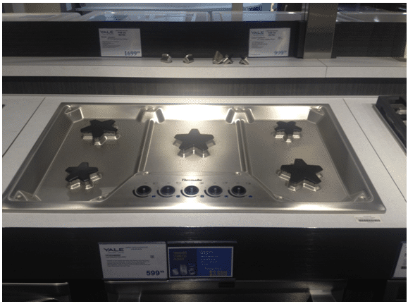 thermador vs wolf gas cooktops 2
