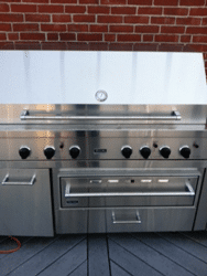 viking 53 inch grill