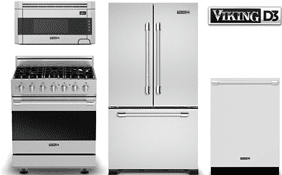 viking d3 designer kitchen appliance package