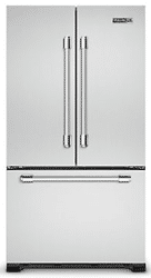 Superbe Viking D3 French Door Counter Depth Refrigerator RDDFF236SS