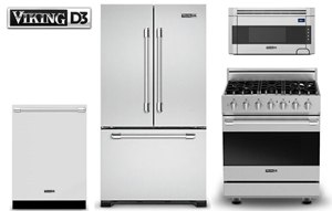 Viking D3 Stainless Steel Kitchen Package