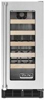 viking wine refrigerator VWCI1150GRSS