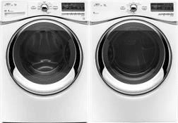 whirlpool duet washer dryer laundry pair