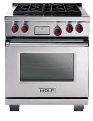 Wolf Vs Viking D3 30 Inch Dual Fuel Ranges Ratings Reviews