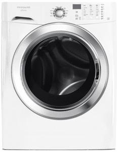 frigidaire steam washer FAFS4073NW