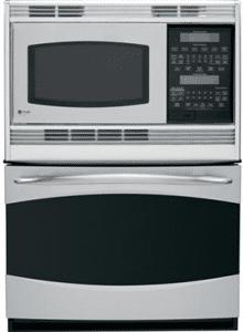 Ge Profile Wall Oven Microwave Combo Pt970srss Jenn Air Jmw3430ws