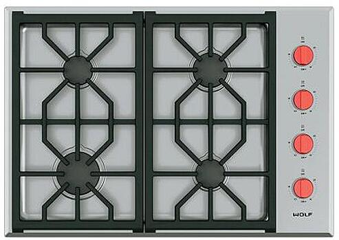 wolf-30-inch-gas-cooktop-CG304PS