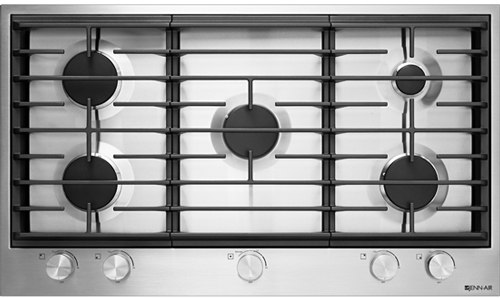 jennair 30 inch gas cooktop JGC1530BS