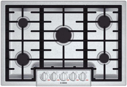 bosch 30 inch gas cooktop NGM8054UC