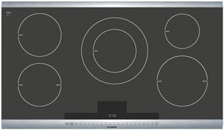 bosch premium 36 inch induction cooktop NIT8665UC