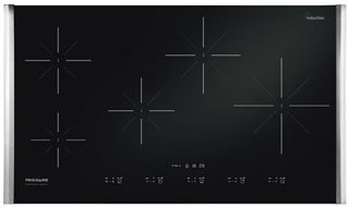 frigidaire 36 inch induction cooktop FPIC3695MS