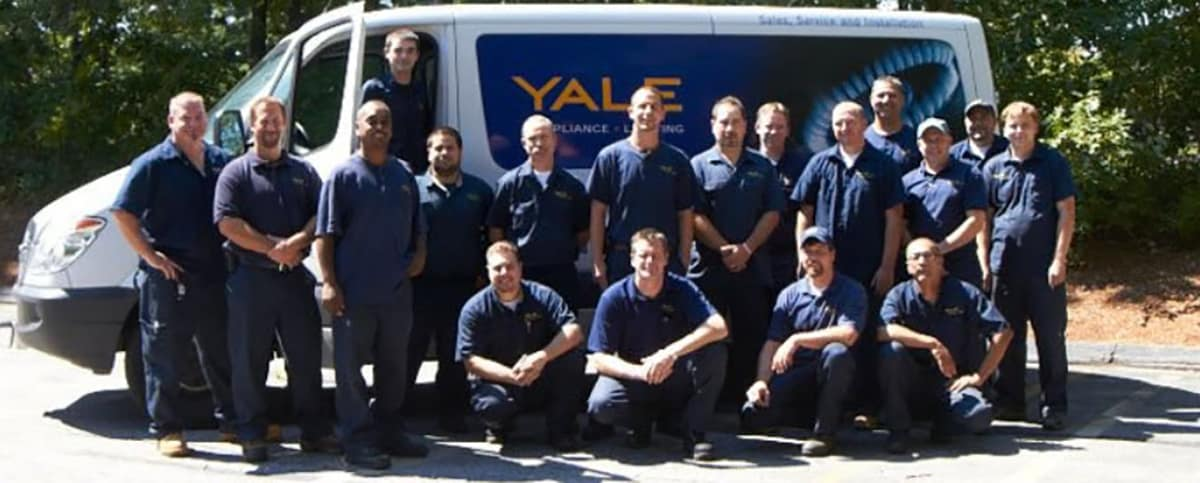 yale appliance service technicians 2013