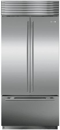 Subzero 24 Inch Professional Refrigerator BI42UFDSPH