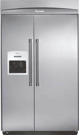 Beau Thermador 42 Inch Professional Refrigerator KBUDT4265E