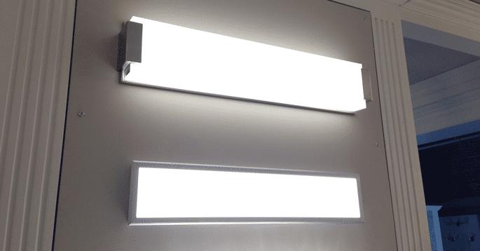 Yale Bathroom Lighting best led decorative bathroom lighting (reviews/ratings/prices)