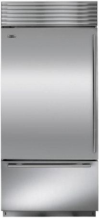 subzero bi36u refrigerator
