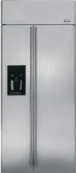 ge monogram side by side refrigerator ZISS360DXSS