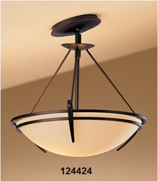 Hubf Presideio Pendant Sloped Ceiling