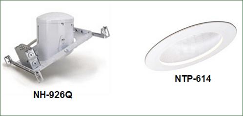 nora lighting offers sloped. Nora-lighting-recessed-can-trim-for-sloped-ceiling Nora Lighting Offers Sloped E