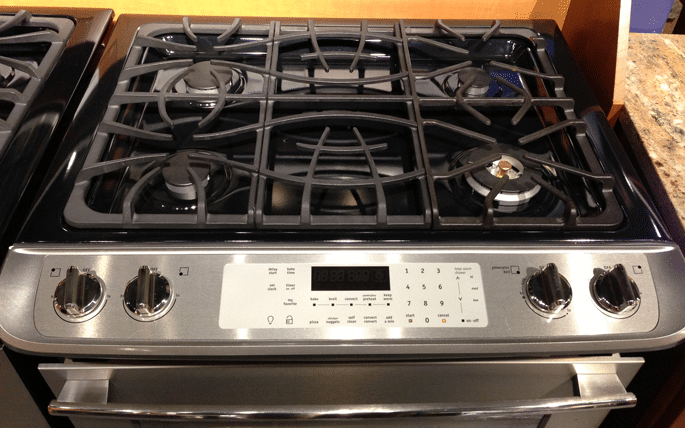 frigidaire fpgs3085kf display 2013