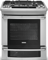 electrolux EW30GS75KS gas slidein convection range
