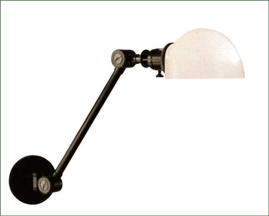 Ralph Lauren Adjustable Reading Lamp RL2215BLK