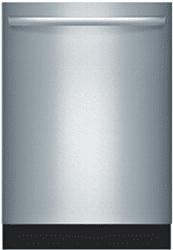 bosch integrated dishwasher SHX55RL5UC 2013