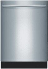 bosch integrated dishwasher SHX7ER55UC 2013