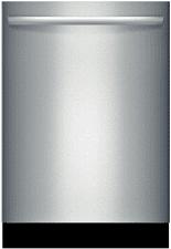 bosch integrated dishwasher SHX9ER55UC 2013