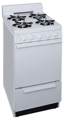 The Best 20 Inch Gas Ranges (Reviews / Ratings / Prices)