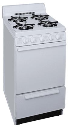 premier 20 inch gas range SAK100OP