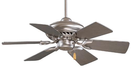 minka aire supra ceiling fan F562 BS