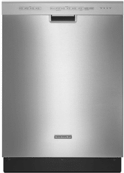 kitchenaid stainless dishwasher KUDS30IXSS
