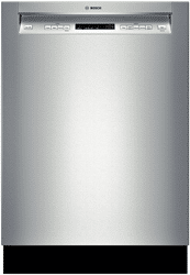 bosch stainless dishwasher SHE53TL5UC