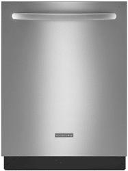 kitchenaid integrated dishwasher KUDE48FXSS