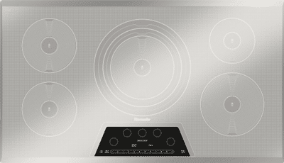 thermador induction cooktop mirrored finish CIT365KM
