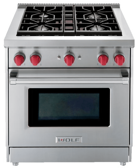 How To Buy A Residential Professional Gas Range Reviews Ratings