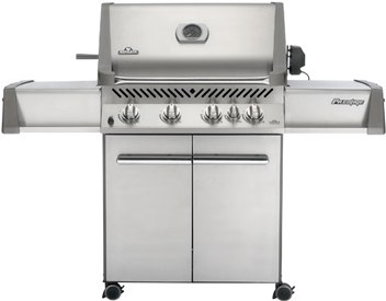 napoleon gas bbq grill P500RB