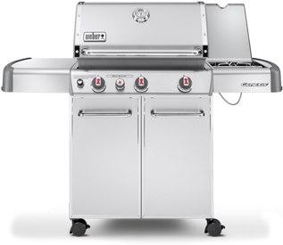 weber genesis gas bbq grill S330