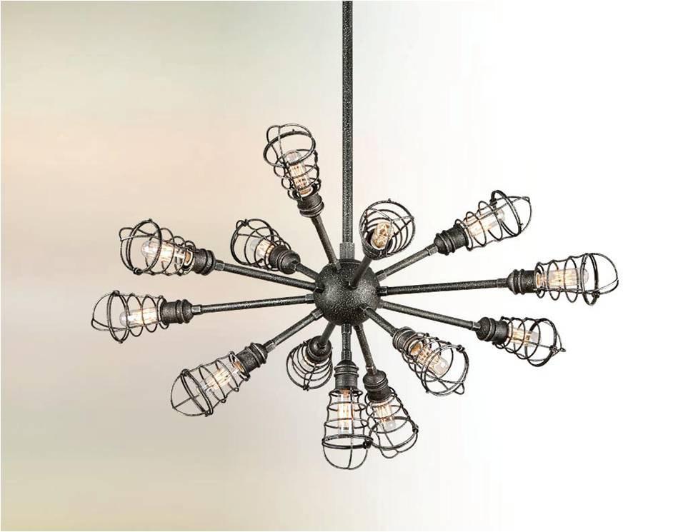 conduit-chandelier
