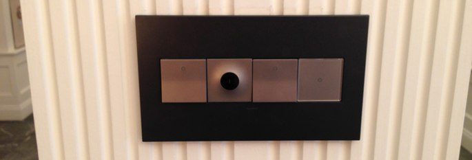 legrand switches dimmers 4 gang bathroom
