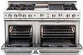 capital cooking 60 inch range CGSR604BB2N