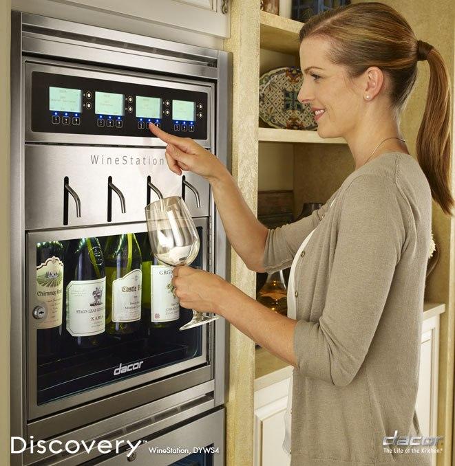 dacor-wine-station
