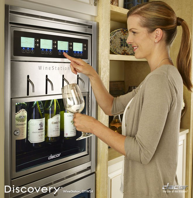 dacor-wine-station
