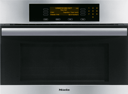 miele speed oven H4084BM