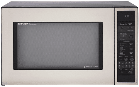 sharp speed oven microwave R930CS